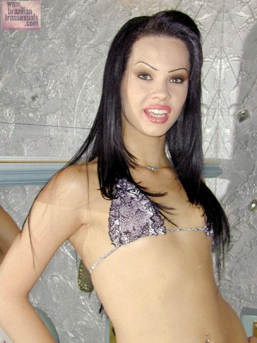 Lulu Brazil Shemale Transexual Pecorari Efe 18