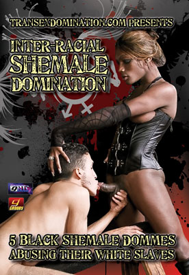 tsdfx Interracial Shemale Domination DVD Coming Soon! Pre Order Today!