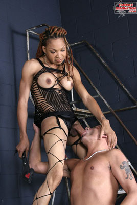 vanilla1045x Mistress Vanilla Rules the Dungeon with her HUGE Cock!