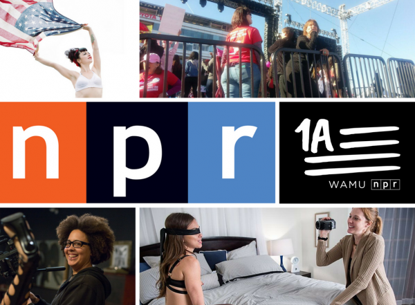 Adult Industry Professionals Take to NPR Airwaves to Talk #MeToo and Sex Work