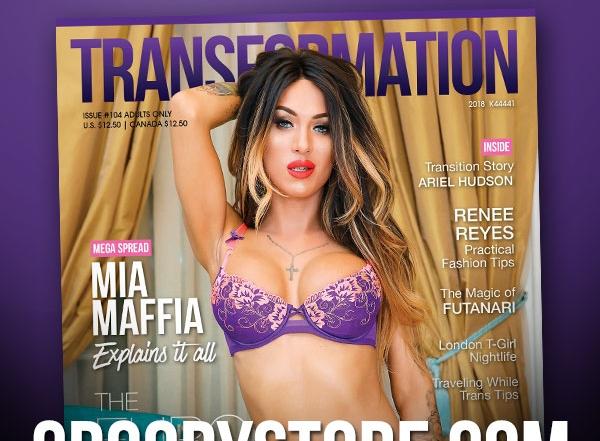 Transformation Magazine Announces New European-Themed Issue