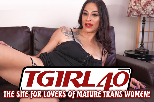 Grooby Creates First-Ever Mature Trans Site, TGirl40.com