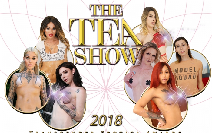 "Grooby's ""The TEA Show 2018 Winners"" DVD Now Available"