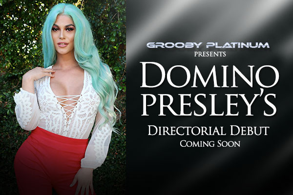 Grooby Announces Domino Presley's Directorial Debut