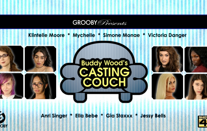 Grooby's 'Buddy Wood's Casting Couch' Now Out