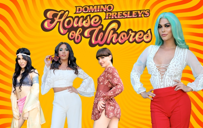 Grooby's Highly Anticipated 'Domino Presley's House of Whores' Hits Shelves Today