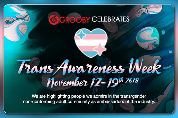 Grooby Highlights Trans Adult Community During Transgender Awareness Week