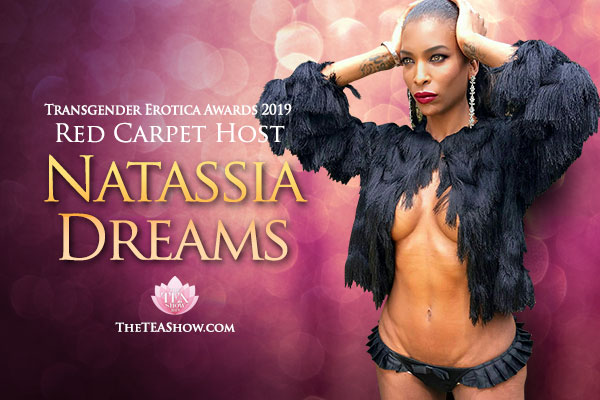 Natassia Dreams to Host Red Carpet at 2019 TEAs