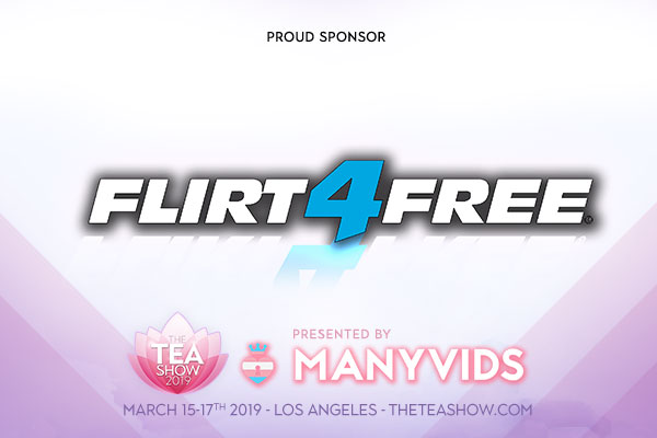 Flirt4Free Signs as Platinum Sponsor of 2019 TEAs