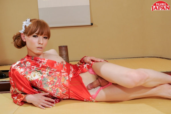 Lisa TGirl Japan