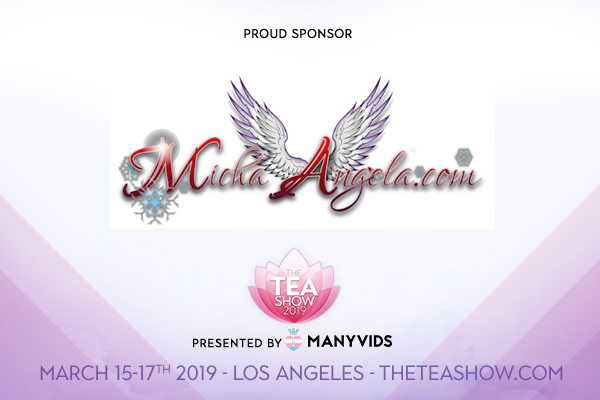 Trans Star MichaAngela Sponsors 2019 TEAs
