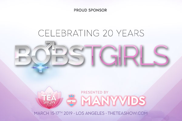 Bob's TGirls Celebrates 20-Year Anniversary at 2019 TEAs
