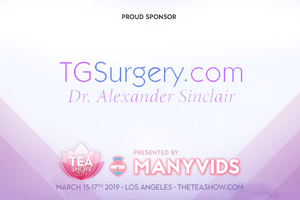 Dr. Sinclair's Transcendence Award Announced at  2019 TEAs