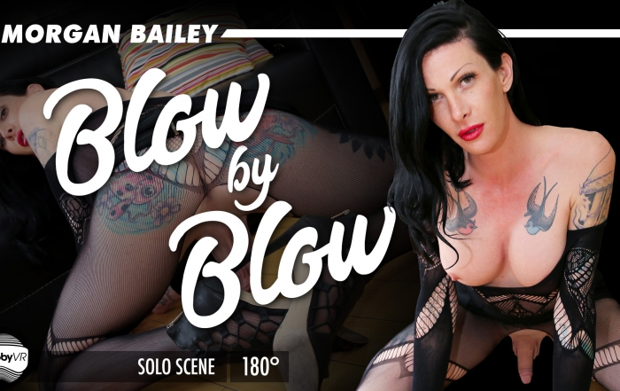 Morgan Bailey: Blow by Blow