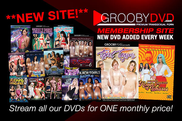 GroobyDVD.com Relaunched as Membership Website?