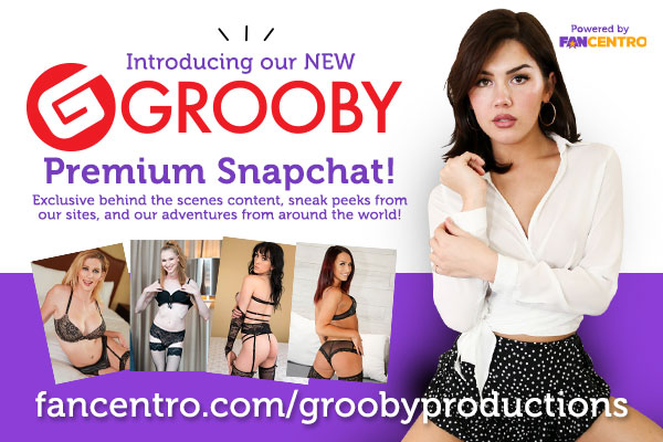 Grooby Launches Premium Snapchat
