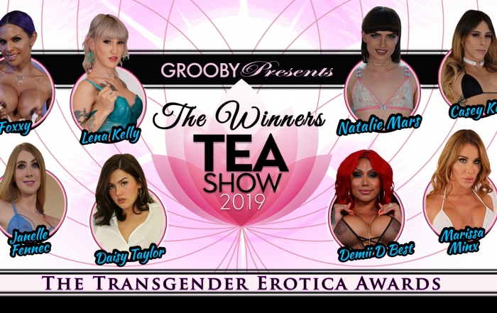 Grooby's 'The TEA Show 2019' DVD Now Available for Purchase