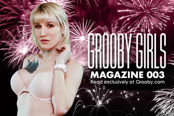 Grooby's Free 'Grooby Girls' Magazine Now Available for Download