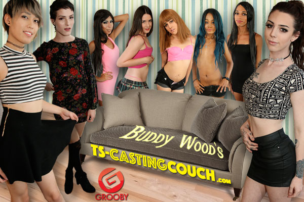 Grooby Launches Buddy Wood's TSCastingCouch.com