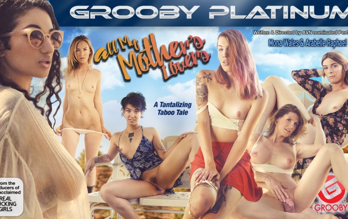 Grooby's 'All My Mother's Lovers' Wins the 'Most Tantalizing Trans Film' Award at the Toronto International Porn Festival