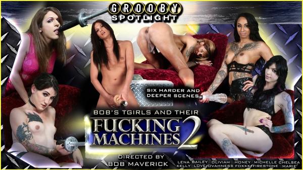 Throats fuck fuck machine dvd