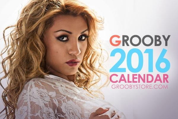 Grooby 2016 Calendar