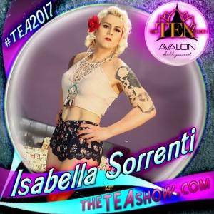 Isabella Sorrenti TEA 2017