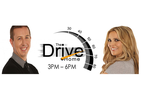 Grooby's Kristel Penn on The Drive Home with Jillian Barberie and John Phillips