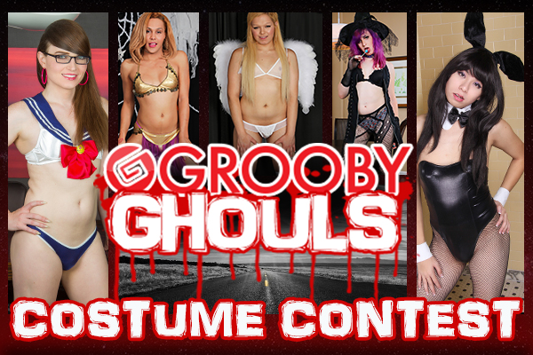 "Grooby Announces ""Grooby Ghouls"" Halloween Costume Contest"