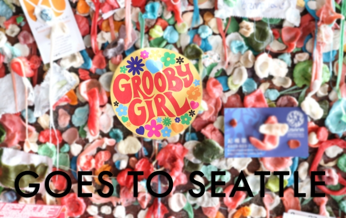 Grooby Goes to Seattle: Vlog 002