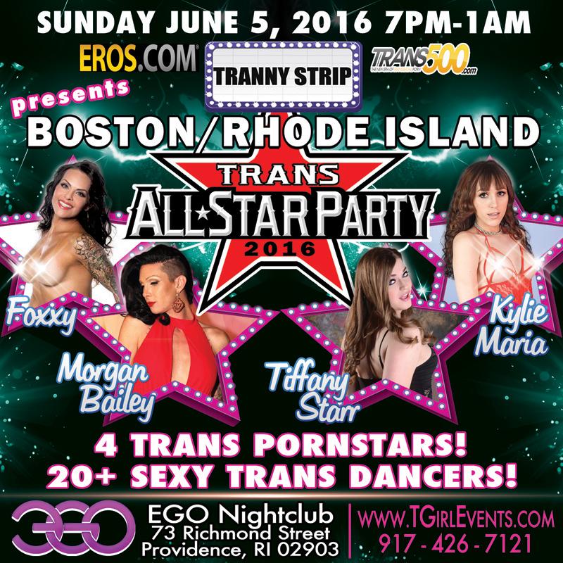 events boston Shemale
