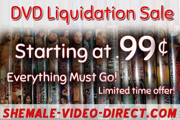 Grooby's DVD Liquidation Sale!