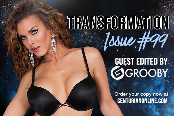 Special Grooby Edition of Transformation Magazine Now Available for Pre-Order