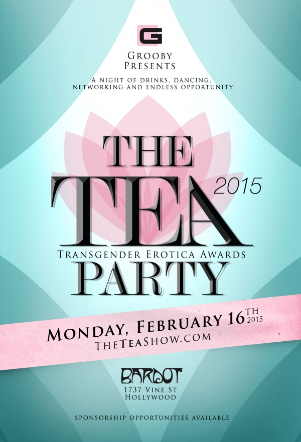 TEA Afterparty Flyer12 600x882 The 2015 TEA Party to be Held at the Bardot in Hollywood