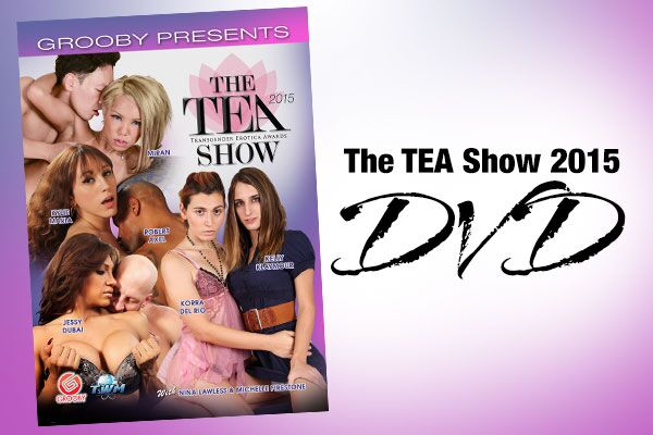 Grooby's 'The TEA Show 2015' DVD Scheduled for Release for July 7, 2015