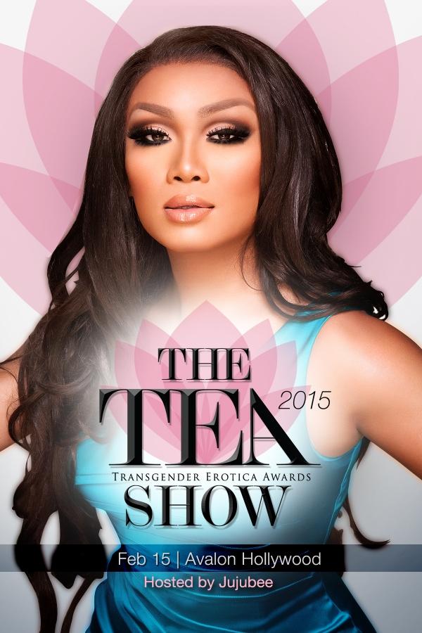 TEA15 Juju Flyer copy 600x900 Rupaul's Drag Race Alum Jujubee Returns to Host 7th Annual Transgender Erotica Awards