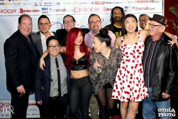 Pictures from the 2016 annual Transgender Erotica Awards and after-party, photographed by Benjamin J. Coleman for Otola Photography