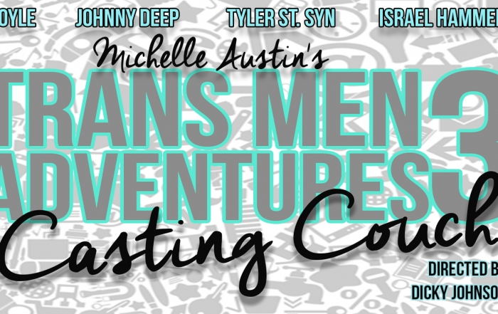 Michelle Austin Films Releases Trans Men Adventures 3