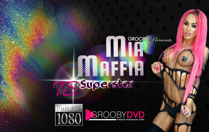Grooby's 'Mia Maffia: TS Superstar' Now Available for Purchase