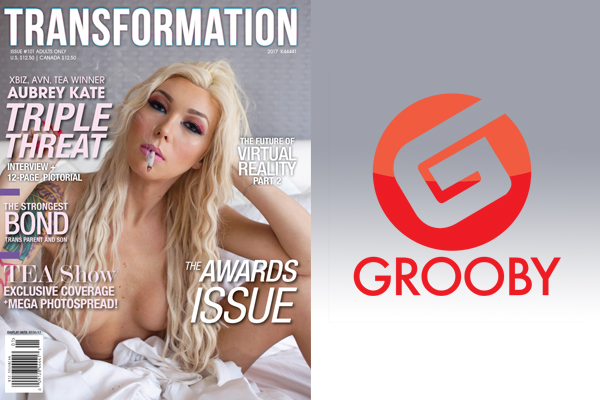Grooby to Take Over Transformation Magazine's Editorial Content