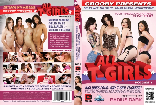 alltgirls1sleeve 600x404 All T Girls Volume 1 on DVD Available for Purchase!