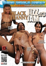 Black Tranny Jizz Jam Vol. 3 DVD