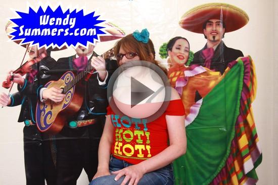Fiesta in Wendy Summers' Pants