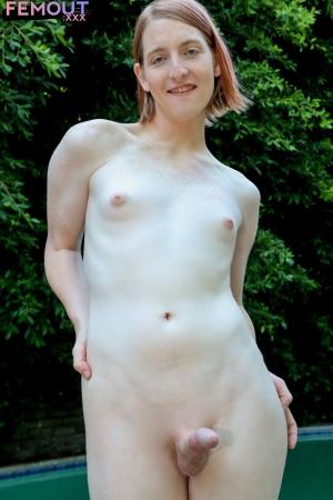 Elizabeth Winters Femout XXX