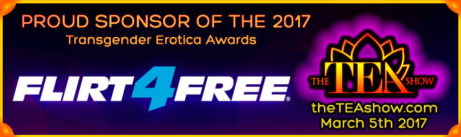 Flirt4Free to Sponsor Best Male Performer Award at the TEAs