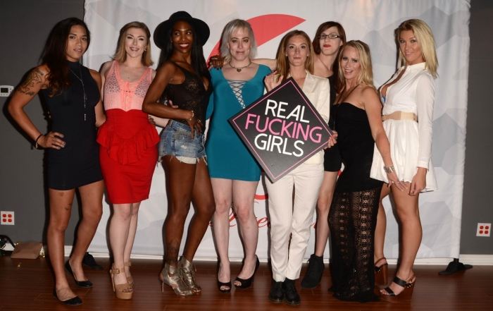 [Pics] 'Real Fucking Girls' Premiere was a Real Fucking Good Time!