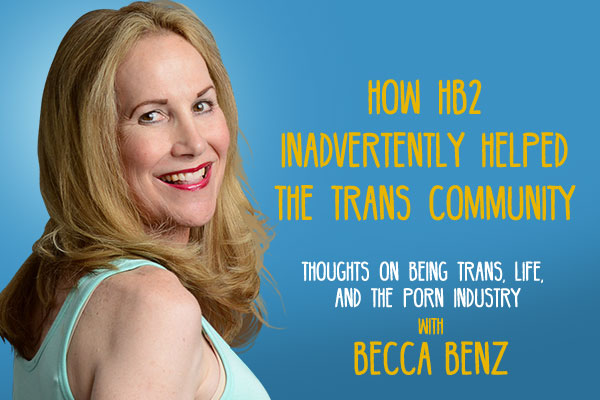 How HB2 inadvertently helped the trans community