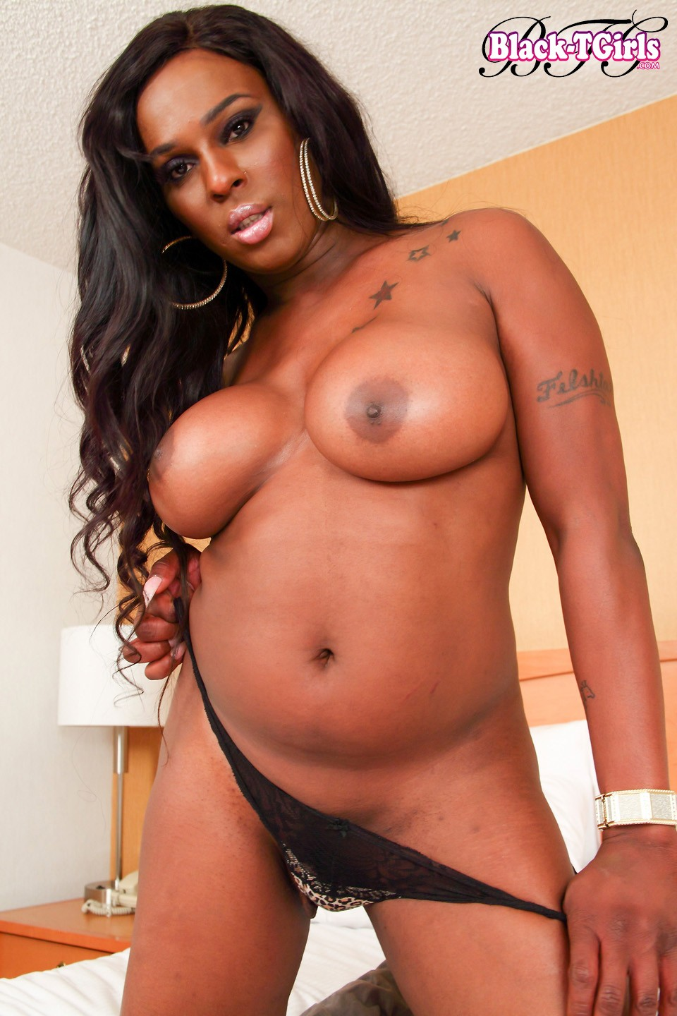 Black transexual sex