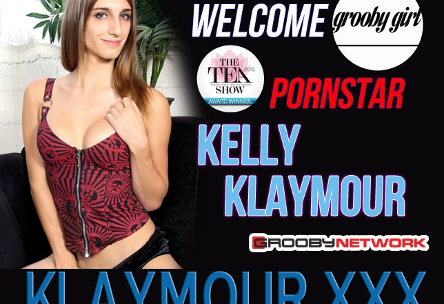 Kelly Klaymour Launches Official Website with Grooby Network