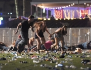 Through The Benz Las Vegas mass shooting